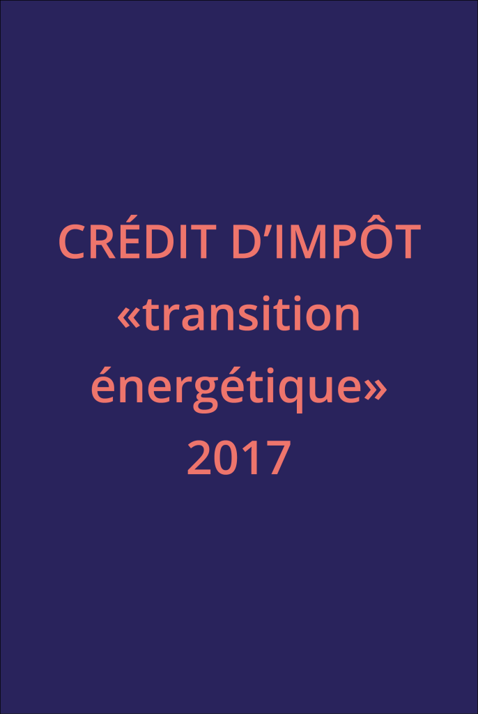 Aides financi res aquitaine froid climatisation - Credit d impot transition energetique ...